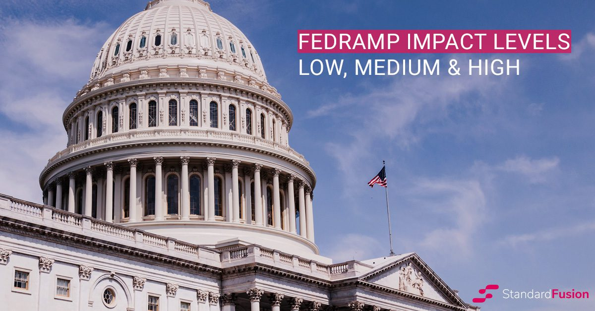 FedRAMP Impact Levels Low, Moderate, and High. What's the Difference?