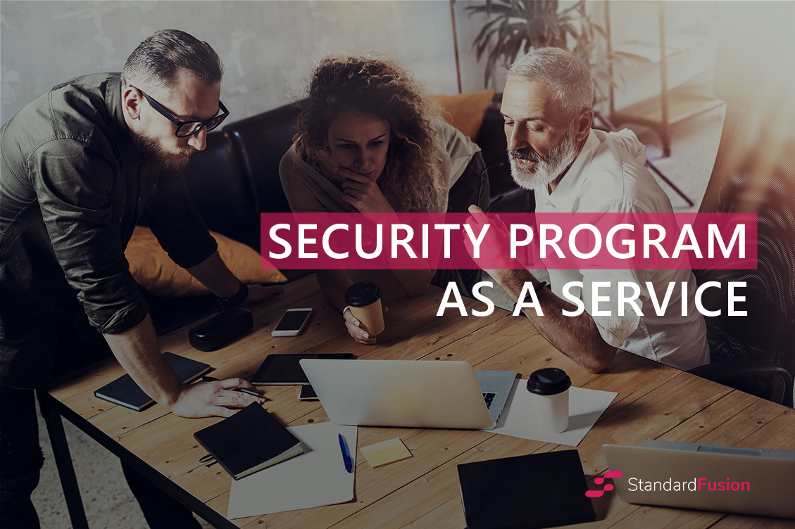 What is Security Program as a Service?