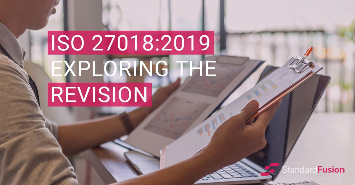 ISO 27018:2019 revision