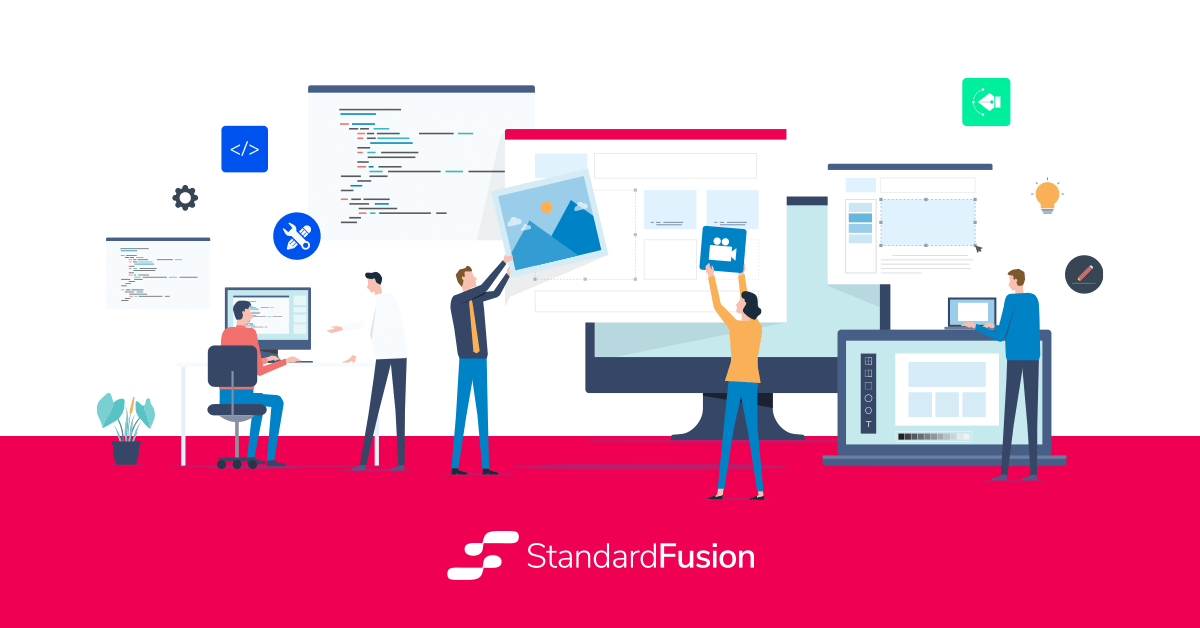 standardfusion product update blog header