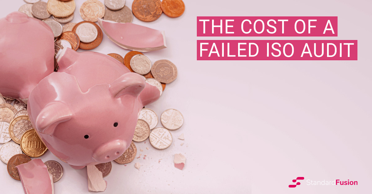 cost of a failed iso audit - cover image