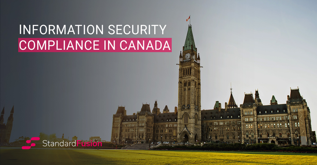 Information Security Compliance in Canada