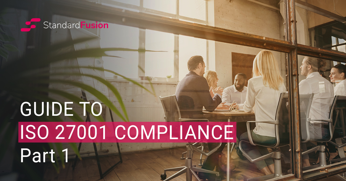 ISO 27001 – Implementation & Leadership Support