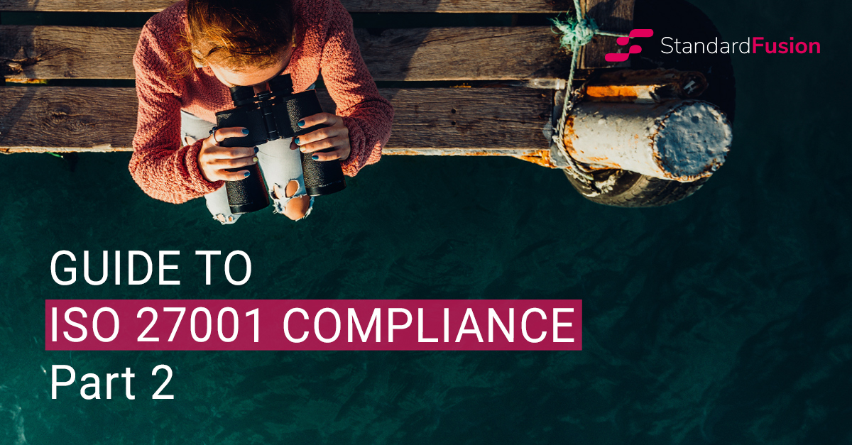 ISO 27001 – Establishing Scope and Statement of Applicability