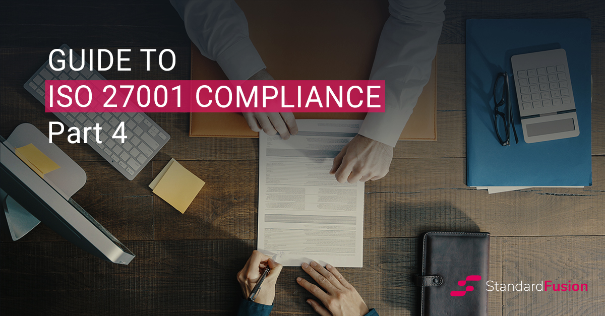 ISO 27001 – Understanding & Communicating with Stakeholders