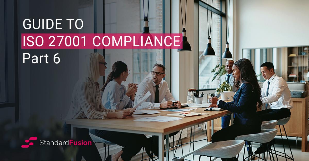 ISO 27001 – Defining Controls