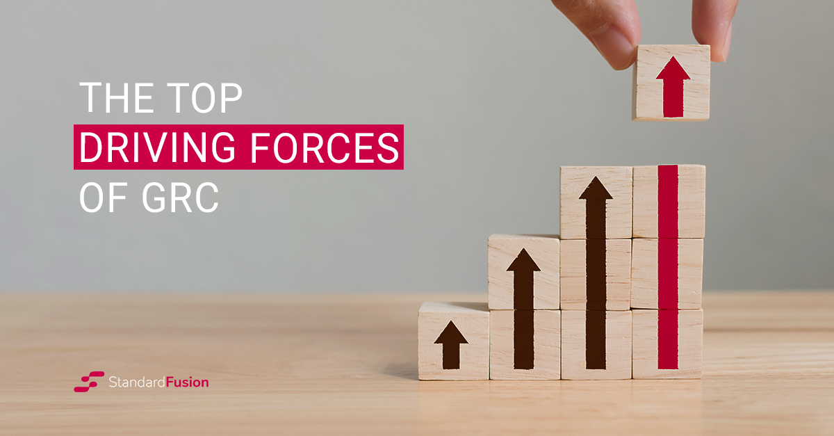 The Driving Forces For GRC